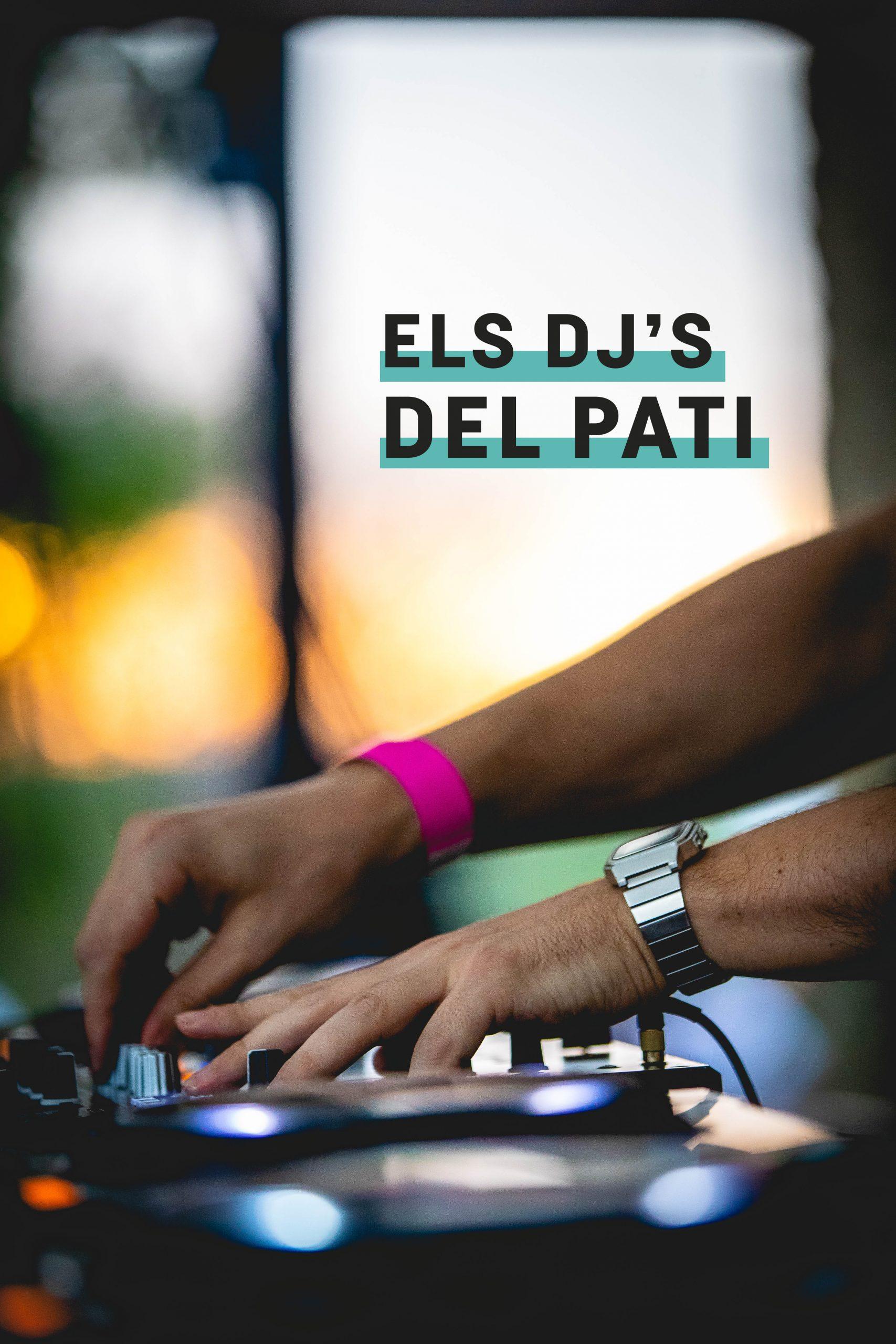 Artistes del Pati (músics i dj's)