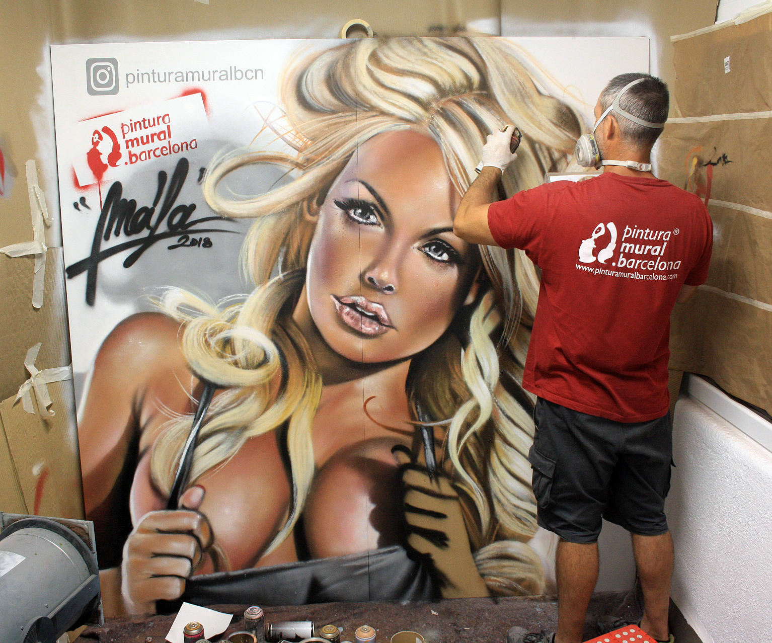 Mateo Lara (creative and muralist)
