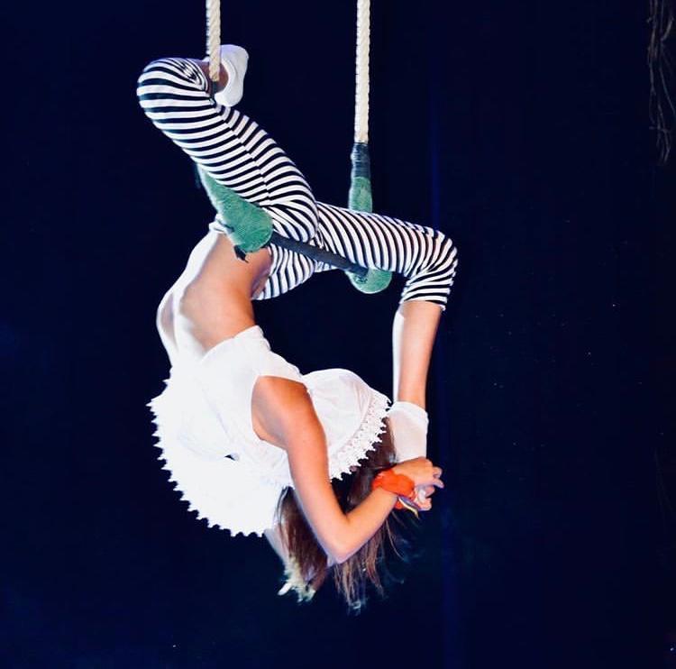 Irene Sadurní (trapezista)